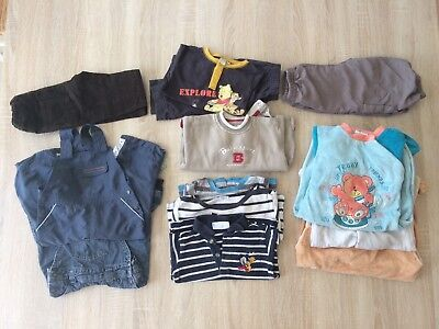Lot 10 Vêtements 12 Mois 1 An