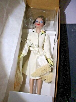 "Gene ""White Hyacinth"" Doll By Mel Odom Ashton Drake Galleries. SIGNED EE W215 PA"