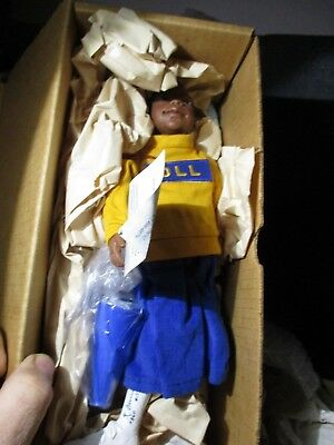 Daddys Long Legs Doll Cherry Box Coa Dlm95B Cheerleader 1995 Ee W216 Pa