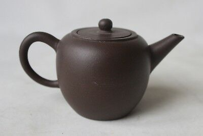 yixing signed marked chinese pottery tea pot teapot