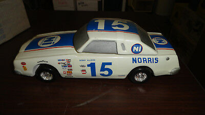 Grenadier  Norris  #15 Allison Race Car Decanter