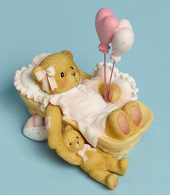 Cherished Teddies 'Love Gives Us High Hopes' Valentine Bear with Basket 4044687