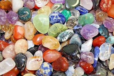1 x Tumbled Stone: BUY 7 & GET 5 FREE (12 in Cart) Pick Type (Gemstone Crystal)
