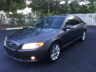 2008 Volvo S80 Sport Volvo S80 Sport Low Miles Garage Kept Well Maintained Fully Loaded Books/Records