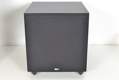 B&W Bowers and Wilkins ASW300 Powered Subwoofer Home Theater - Made in UK