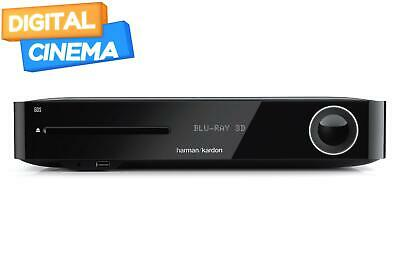 Harman Kardon BDS 280 2.1 Channel 3D Home Theatre Receiver with Blu-ray Player