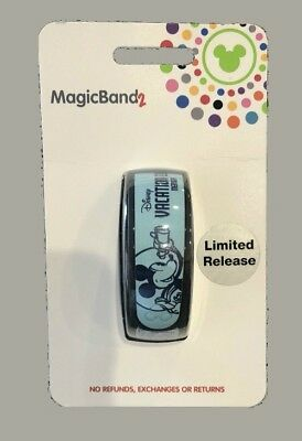 Disney Vacation Club Member Magic Band Limited Release NEW