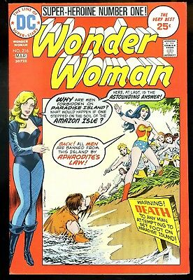 Wonder Woman #216 VF+