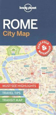 Lonely Planet Rome City Map by Lonely Planet 9781786577801