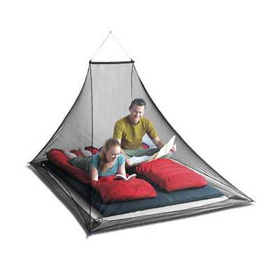 Sea To Summit Mosquito Net Double Black , Equipamiento camping Sea to summit