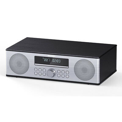 Sharp XL-B715D(BK) All-In-One Micro HiFi Audio System With DAB/DAB+ & FM Tuner