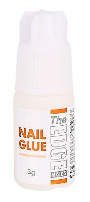 The Edge Nail Adhesive Glue 3g super strong tips false nails extensions