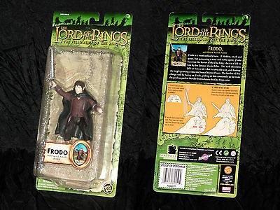 HERR DER RINGE FRODO - Lord of The Rings Marvel Toy Biz HdR LotR Actionfigur OVP