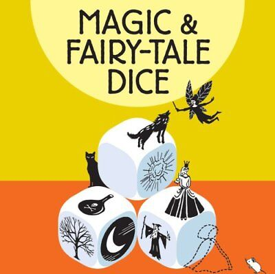 Magic and Fairy-tale Dice by Hannah Waldron 9781856699198 (Game, 2012)