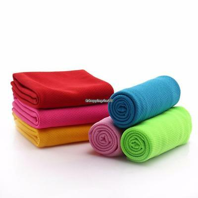Durable Summer Iced Towel Cooling Towel Outdoor Sports Absorbent Towel EH7E 01
