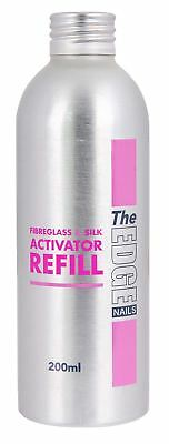 The Edge Activator Refill 200ml nail harden dipping activator
