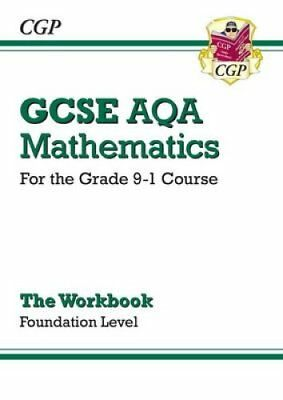 GCSE Maths AQA Workbook: Foundation - for the Grade 9-1 Course 9781782943921