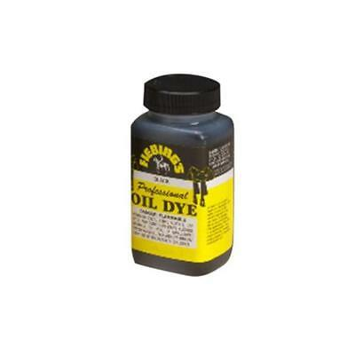 FIEBINGS PROFESSIONAL OIL DYE FOR LEATHER 15 COLOURS 4oz Worldwide shipping