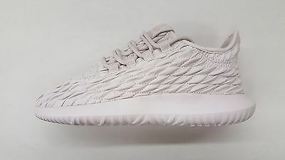 41dc1f003339 Adidas Originals Tubular Shadow Leather Light Sand Mens Size Sneakers Bb8820