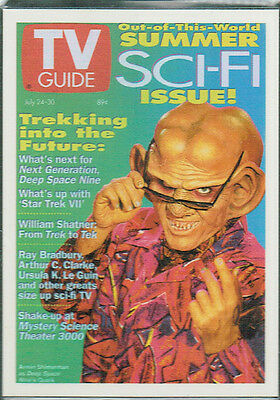 The Quotable Star Trek Ds9 Tv Guide Card Tv2