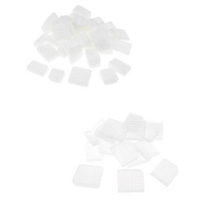 2kg White Clear Melt and Pour Soap Base DIY Soap Raw Material 100% Vegetable