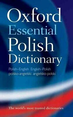 Oxford Essential Polish Dictionary by Oxford Dictionaries 9780199580491