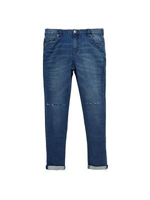 V by Very Super Skinny Jeans in Vintage Wash Size 8 Years