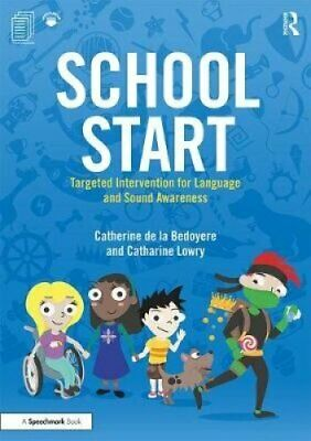 School Start Year 1 Targeted Intervention for Language and Soun... 9781138573956