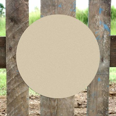 Circle Shape, Unfinished Circle Shape, MDF Wood Cutout, Wooden Paintable Craft