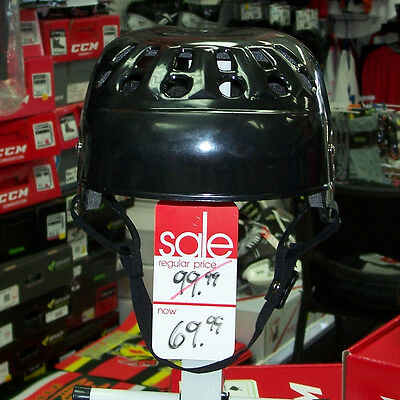 JOFA Reproduced Senior Hockey Helmet - Pro Stock Black - Same as 235-51 GRETZKY!