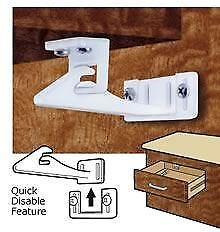 Mommy's Helper Safe-Lok Cabinet Door & Drawer Lock