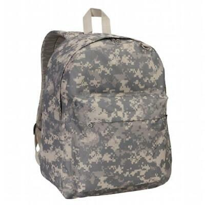Everest DC2045CR-CM 16.5 in. Classic Camo Backpack
