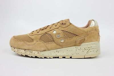 brand new a1439 2a607 SAUCONY SHADOW 5000 Gold Rush Wheat Gold Off White Mens Sneakers S70414-3
