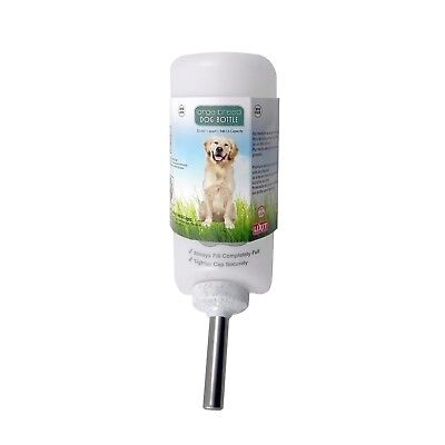 Lixit Dog Water Bottle 32 oz | With Ball Bearing Drink Tube Large