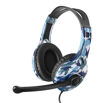 Edifier K800 Desktop Computer Headset for Gaming and Skype  - Camouflage