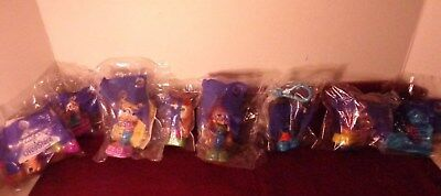McDonalds Happy Meal/Mattel Diva*Starz  #1-#8 Sealed In Package 2001