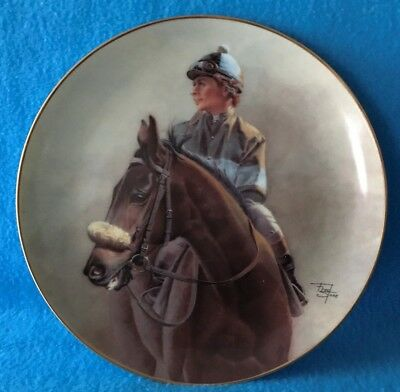 John Henry Collectible Plate by Fred Stone