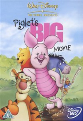 Piglet's Big Movie DVD NEW