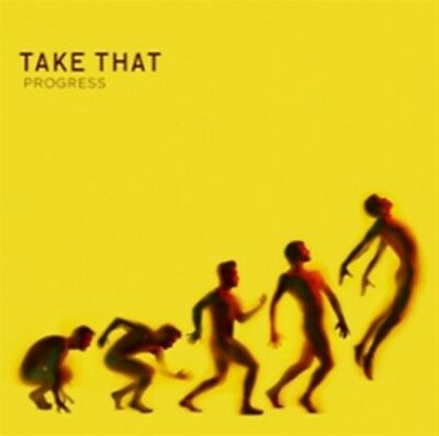 Take That - Progress Nuovo e Sigillato CD