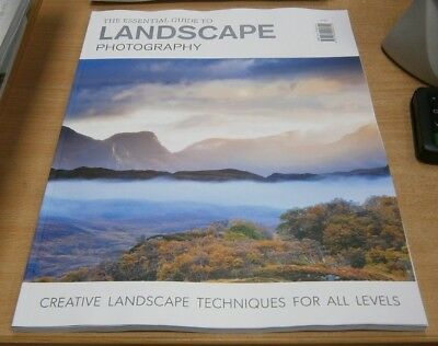 The Essential Guide to Landscape Photography magazine 2018. Creative Techniques