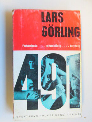 Acceptable - 491 - GORLING Lars 1964-01-01 This edition 1965. Pages tanned. Pr