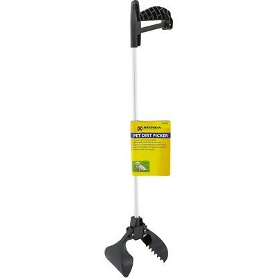New Pet Dirt Picker Cleaning Tool House Portable Long Handle Clean Poop Waste