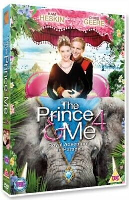 The Prince & Me 4 - The Elephant Adventure! DVD NEW DVD (ICON10192)