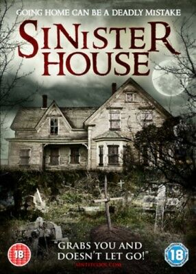 Sinister House DVD NEW DVD (101FILMS139)
