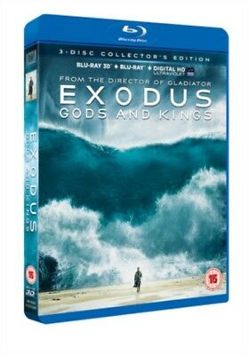 Exodus - Gods And Kings 3D+2D Blu-Ray NEW BLU-RAY (6152215045)