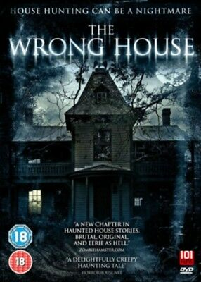 The Wrong House DVD NEW DVD (101FILMS030)