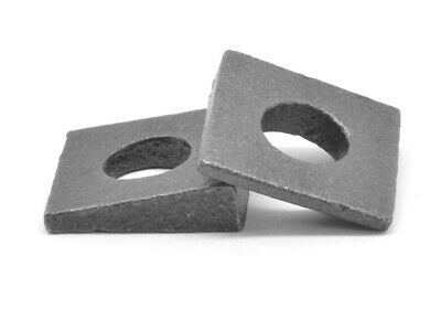 "1/2"" Square Beveled Malleable Washer Malleable Iron Plain Finish"
