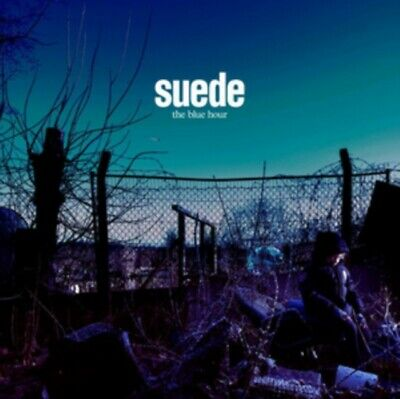 Suede - The Blue Hour NEW CD