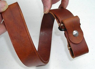 Imperial German M.1871 or 71/84 Mauser Rifle Sling Pre-WWI