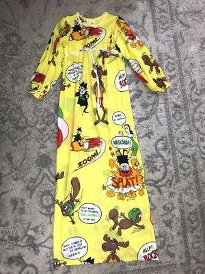 ROCKY & BULLWINKLE Guilford NOS Vintage VTG 60s RARE Night Gown Collectible g7